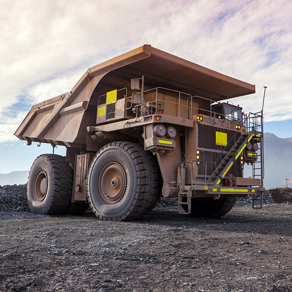Mining Vehicle Fire Protection
